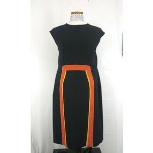 Gabby Skye Plus-Size Sleeveless Dress.